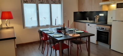 Photo A 400 M DES THERMES DU MONT-D'OR, APPARTEMENT T3 EN REZ-DE-CHAUSSEE